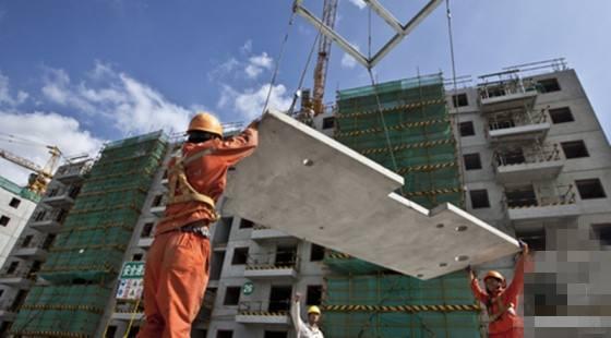 因地制宜发展装配式混凝土结构,钢结构和现代木结构等装配式建筑.