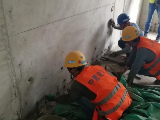 中建一局三公司北京西铁营项目